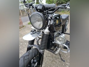 """1982 BMW R100 """"Death Machines of London"""" Custom Build For Sale (picture 9 of 11)"""