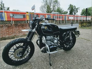 """1982 BMW R100 """"Death Machines of London"""" Custom Build For Sale (picture 10 of 11)"""
