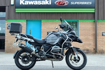 Picture of 2018 18 BMW R1200 GS ADVENTURE TRIPLE BLACK For Sale