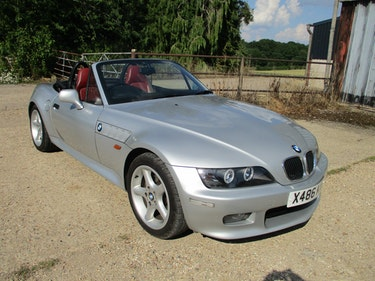 Picture of 2000 BMW Z3 2.0 Six cylinder Roadster Automatic For Sale