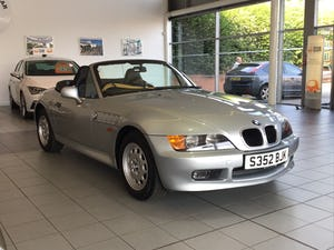 1998 Low mileage great condition Z3 For Sale (picture 1 of 6)