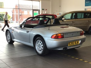 1998 Low mileage great condition Z3 For Sale (picture 2 of 6)