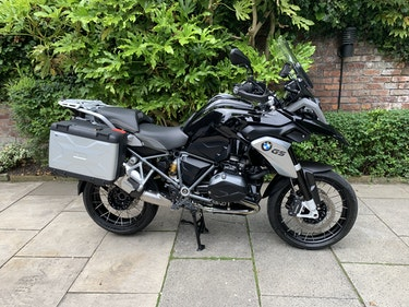 Picture of 2016 BMW R1200GS TE Triple Black Ltd Edition, FSH, Exceptional For Sale