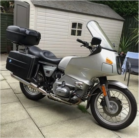 Picture of 1981 Bmw r100rt For Sale