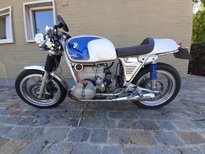 1979 BMW R100/7 caferacer For Sale (picture 1 of 10)