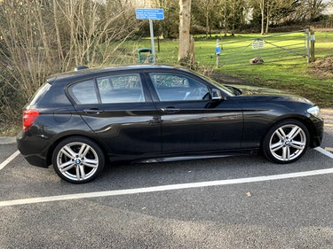 Picture of BMW 116i M Sport Black Sapphire 2013 For Sale