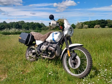 Picture of 1989 BMW R80GS Paralever R80 GS Rare Bike For Sale