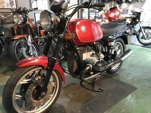1989 BMW R80….with a retro twist ! For Sale (picture 5 of 8)