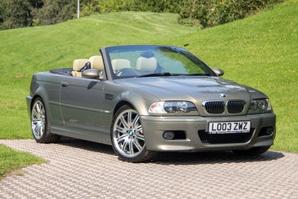 Picture of 2003 BMW M3 Convertible For Sale by Auction