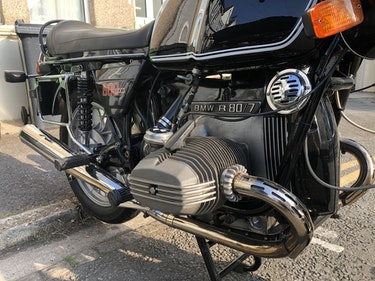 Picture of 1980 BMW R80/7  For Sale