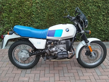 Picture of 1984 BMW R80ST For Sale
