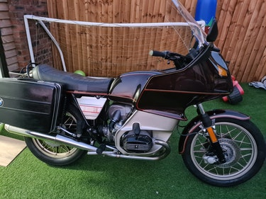 Picture of 1980 Bmw r100rt  For Sale