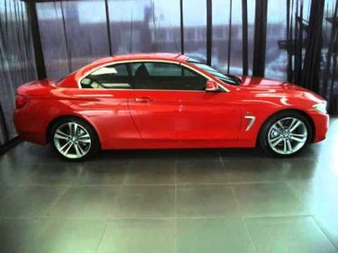 Picture of 2015 BMW 428i Hardtop Convertible auto 4 seater For Sale