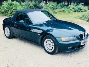 1997 A most genuine Z3 FSH and sensibly priced For Sale (picture 1 of 12)