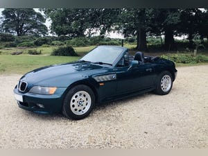 1997 A most genuine Z3 FSH and sensibly priced For Sale (picture 5 of 12)
