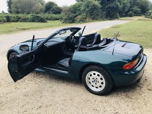 1997 A most genuine Z3 FSH and sensibly priced For Sale (picture 7 of 12)