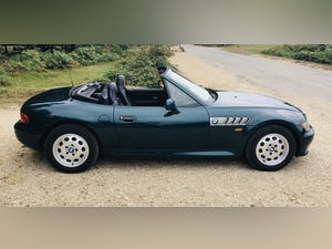 1997 A most genuine Z3 FSH and sensibly priced For Sale (picture 9 of 12)
