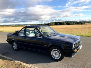 1989 BMW Baur Convertible 316i Automatic For Sale (picture 1 of 8)