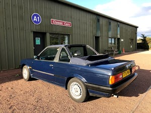 1989 BMW Baur Convertible 316i Automatic For Sale (picture 2 of 8)