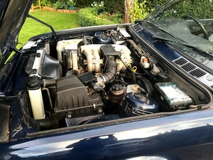 1989 BMW Baur Convertible 316i Automatic For Sale (picture 5 of 8)