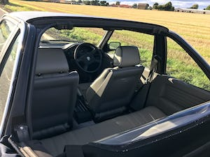 1989 BMW Baur Convertible 316i Automatic For Sale (picture 6 of 8)