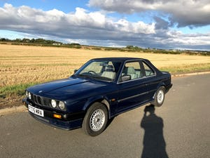1989 BMW Baur Convertible 316i Automatic For Sale (picture 8 of 8)