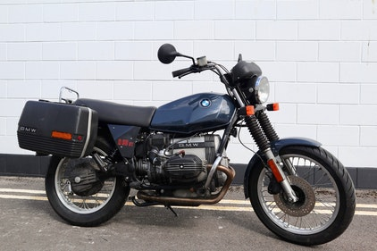 Picture of 1984 BMW R80ST 800cc - Excellent Condition For Sale
