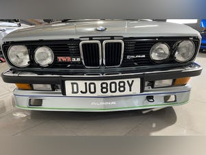 1982 Bmw 5 series 3.4 535i se 4dr twr For Sale (picture 6 of 12)