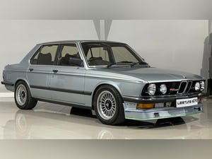 1982 Bmw 5 series 3.4 535i se 4dr twr For Sale (picture 1 of 12)