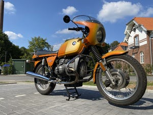 1974 BMW R90S Orange For Sale (picture 1 of 11)
