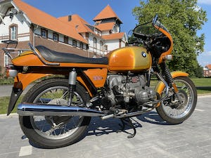1974 BMW R90S Orange For Sale (picture 2 of 11)