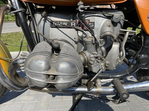 1974 BMW R90S Orange For Sale (picture 3 of 11)