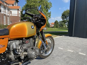 1974 BMW R90S Orange For Sale (picture 5 of 11)