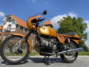1974 BMW R90S Orange For Sale (picture 6 of 11)