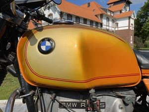 1974 BMW R90S Orange For Sale (picture 7 of 11)