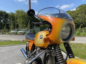 1974 BMW R90S Orange For Sale (picture 11 of 11)