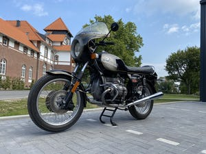 1975 BMW R90S smokey black For Sale (picture 1 of 12)
