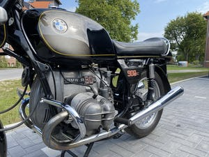 1975 BMW R90S smokey black For Sale (picture 2 of 12)