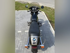 1975 BMW R90S smokey black For Sale (picture 6 of 12)