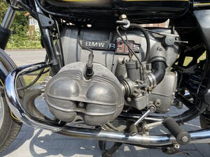 1975 BMW R90S smokey black For Sale (picture 10 of 12)