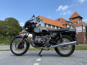 1975 BMW R90S smokey black For Sale (picture 11 of 12)
