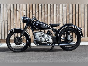 1951 BMW R51/3 For Sale (picture 1 of 9)