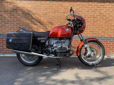 Picture of 1976 BMW R100S For Sale by Auction