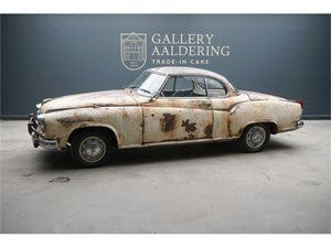 1963 Borgward Isabella Coupe For Sale (picture 1 of 6)