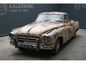 1963 Borgward Isabella Coupe For Sale (picture 5 of 6)