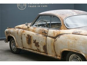 1963 Borgward Isabella Coupe For Sale (picture 6 of 6)