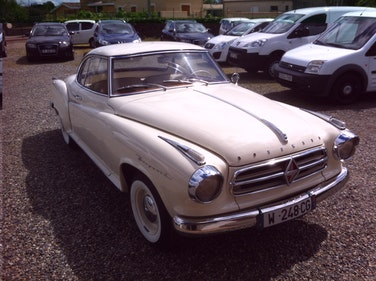Picture of 1960 BORGWARD ISABELLA COUPE  For Sale