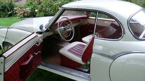 Picture of 1961 Immaculate rare example this Borgward Isabelle Coupé For Sale