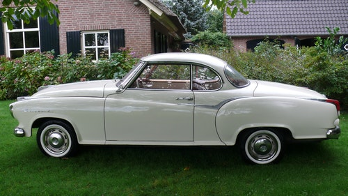 Picture of 1961 Great Borgward Coupe. Fully Documented For Sale