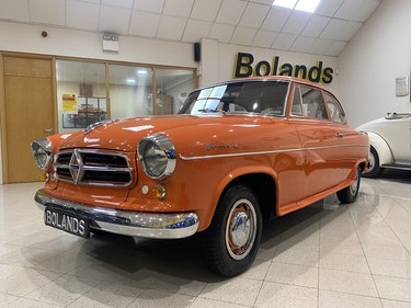 Picture of 1960 Stunning Rare Borgward Isabella Two Door For Sale